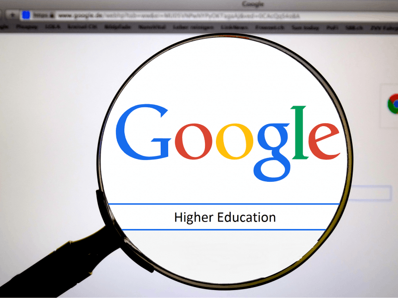 Google College Search Tool